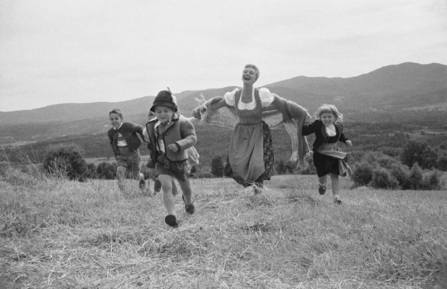 1960: 'The Sound of Music' soundtrack by the original Broadway cast