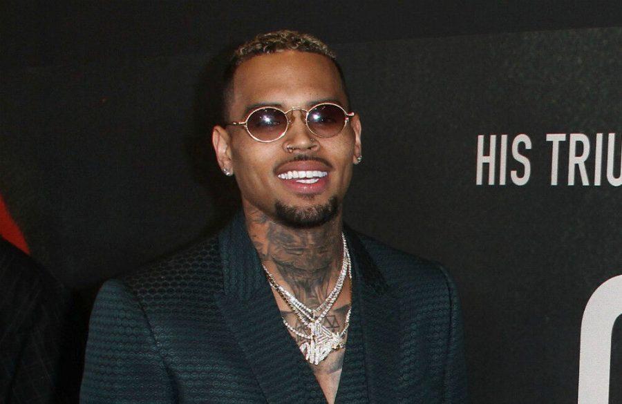 Chris Brown sued by housekeeper