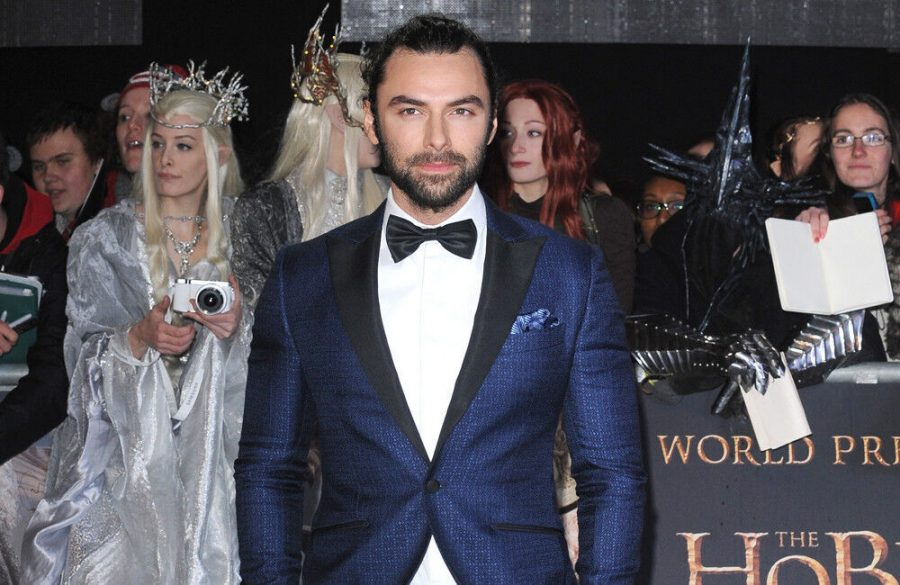 Aidan Turner never wanted to be an actor