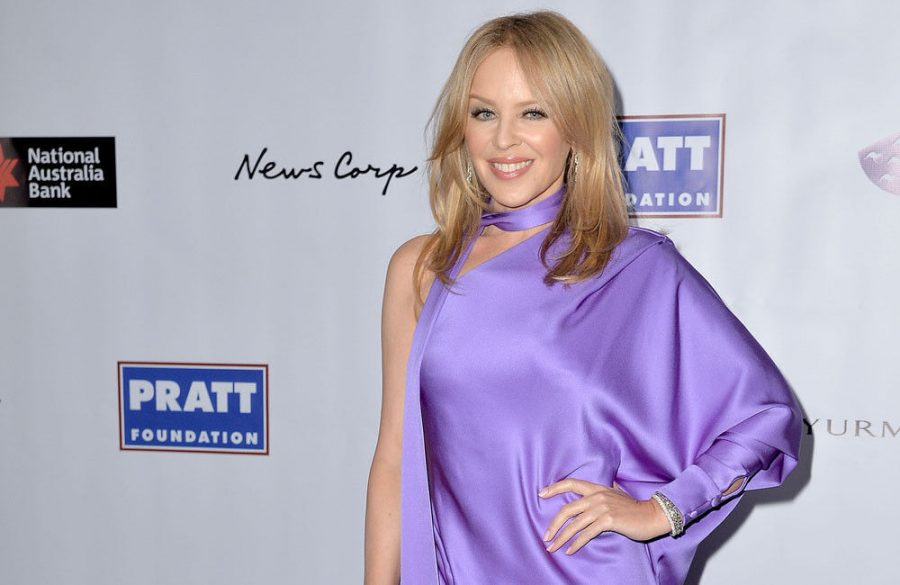 Kylie Minogue: There's similarities between selling wine and music
