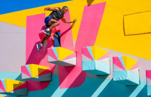 'Wipeout' Returns 'Bigger, Bolder, Edgier' — and Funnier, Thanks to Its New Hosts