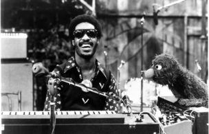 SESAME STREET, Stevie Wonder, 1969