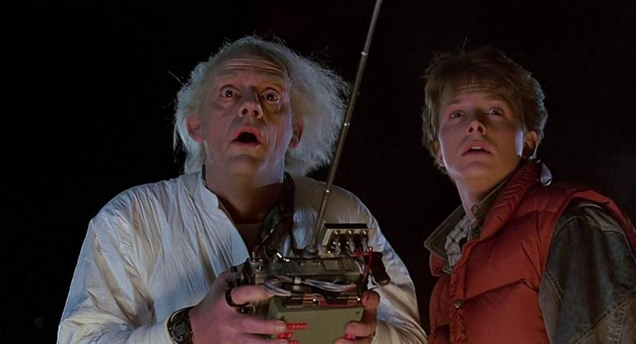 #99. Back to the Future (1985)