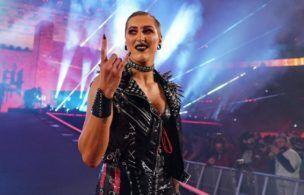 Rhea Ripley, aka 'The Nightmare,' on Winning the WWE 'Raw' Women's Title