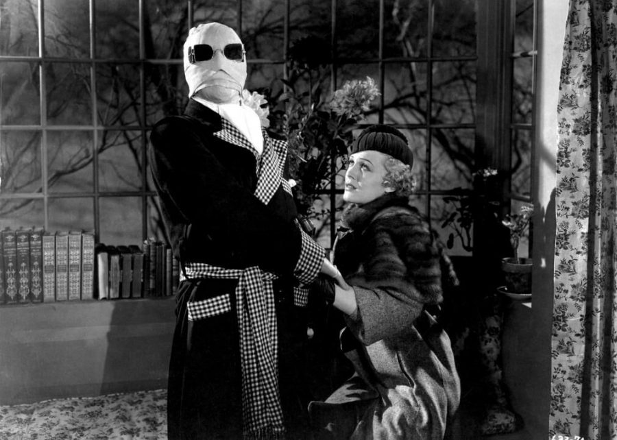 #24. The Invisible Man (1933)