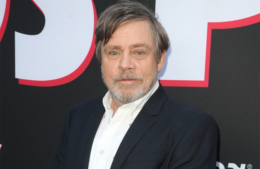 Mark Hamill set to star in The Machine