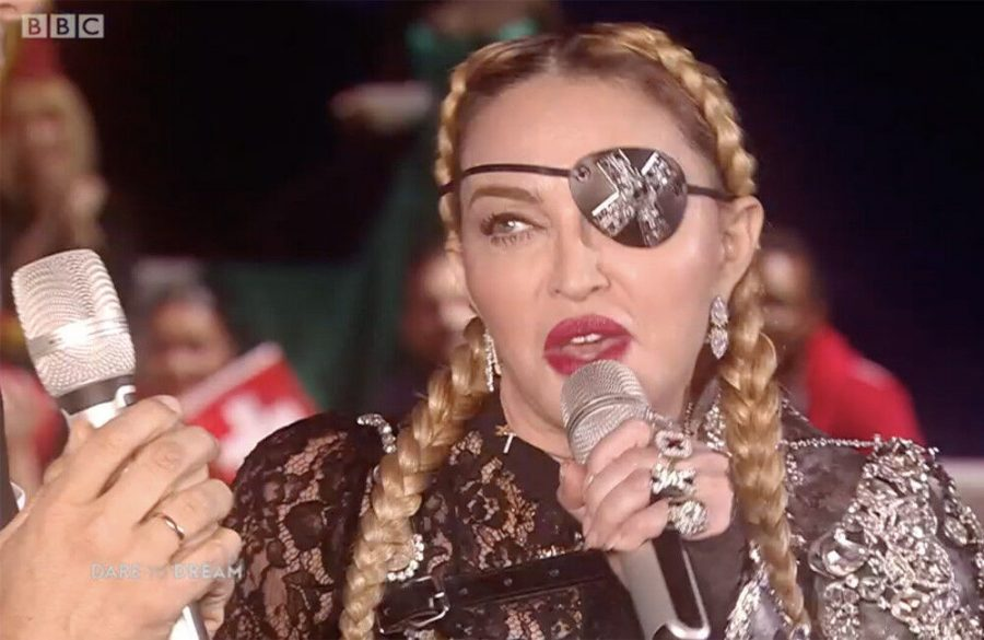 Madonna+hits+back+at+pro-gun+commenter