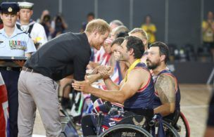 Prince Harry & Meghan Markle Announce 'Heart of Invictus' Docuseries for Netflix