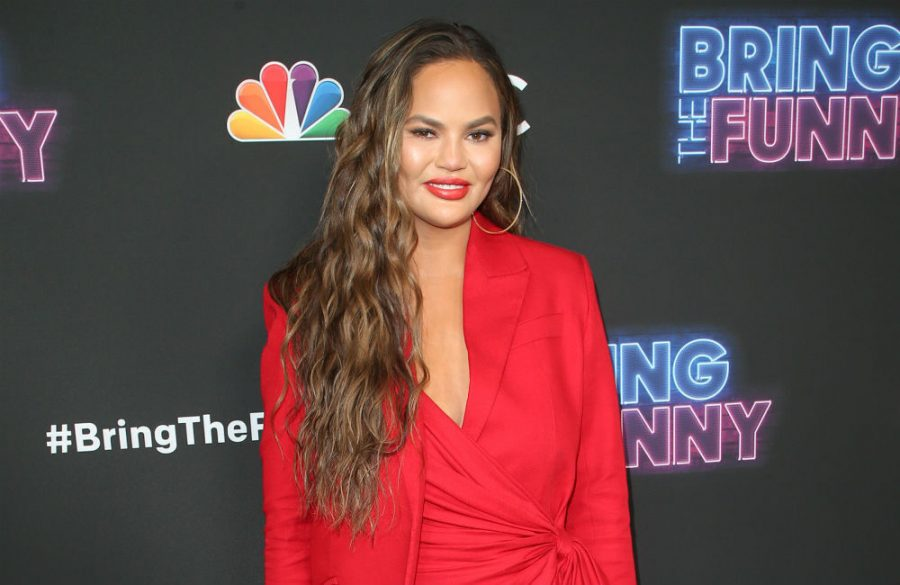 Chrissy+Teigen%3A+I+want+my+son+to+embrace+his+emotional+side