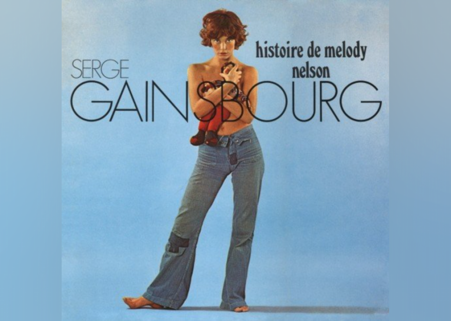 #7. Histoire de Melody Nelson by Serge Gainsbourg