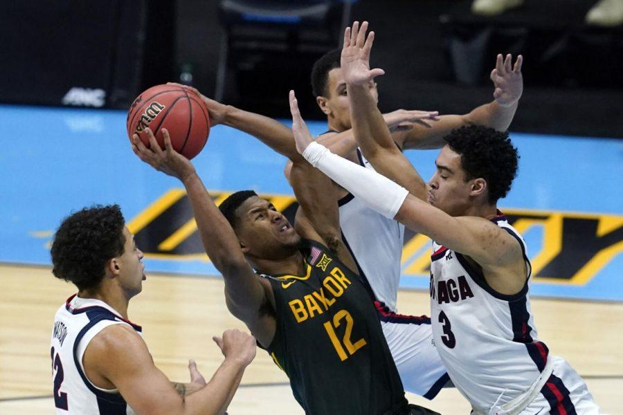 APTOPIX NCAA Final Four Baylor Gonzaga Basketball