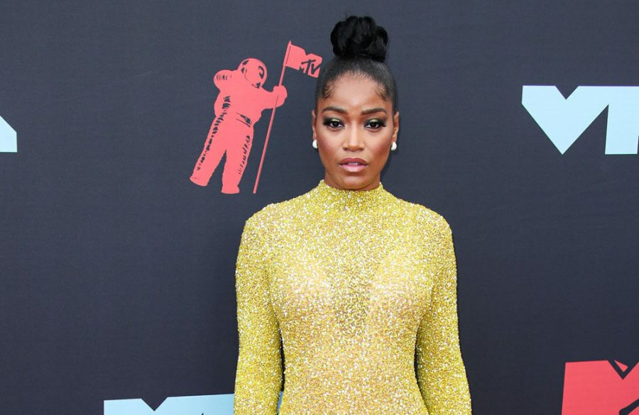 Keke Palmer can be 'more objective' about her acting