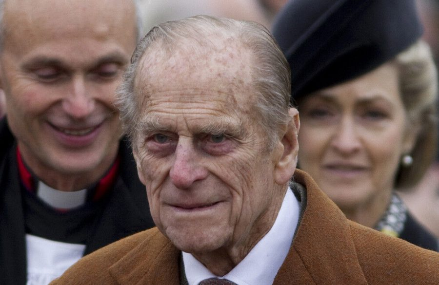 Prince Philip's funeral to take place 'entirely inside' Windsor Castle grounds