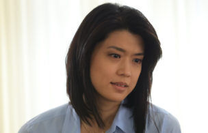 'A Million Little Things' Star Grace Park on That Kiss, Katherine's Emotional Limits and More