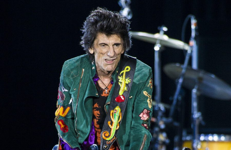 Ronnie Wood receives Freedom of the City of London
