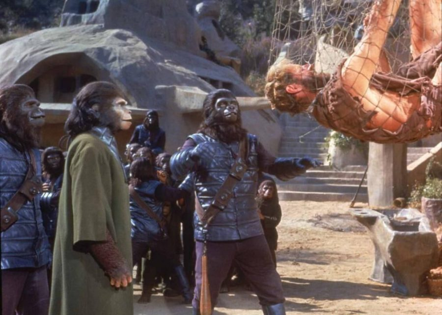 #45. Planet of the Apes (1968)
