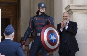 'The Falcon and the Winter Soldier': Wyatt Russell on Becoming (the New) Captain America