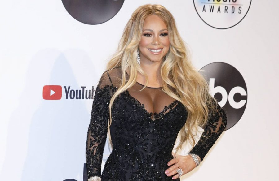 Mariah Carey emotional over AAFCA win
