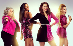 Tina Fey's 'Girls5eva' Resurrects a '90s Girl Group in First Trailer (VIDEO)