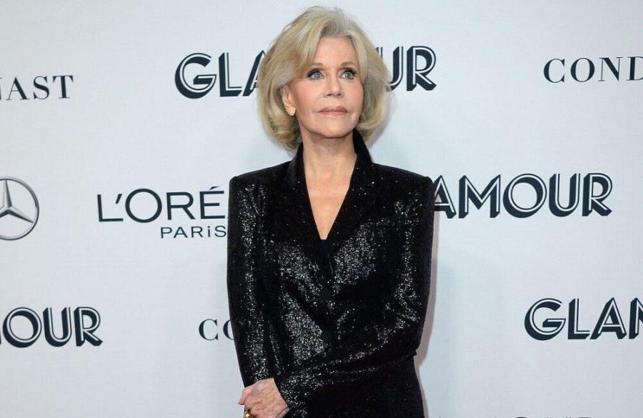 Jane Fonda feared pooping during Washington protests