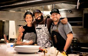 'Fast Foodies' Chefs Kristen, Justin & Jeremy Reveal Their Fave Fast-Food Dishes