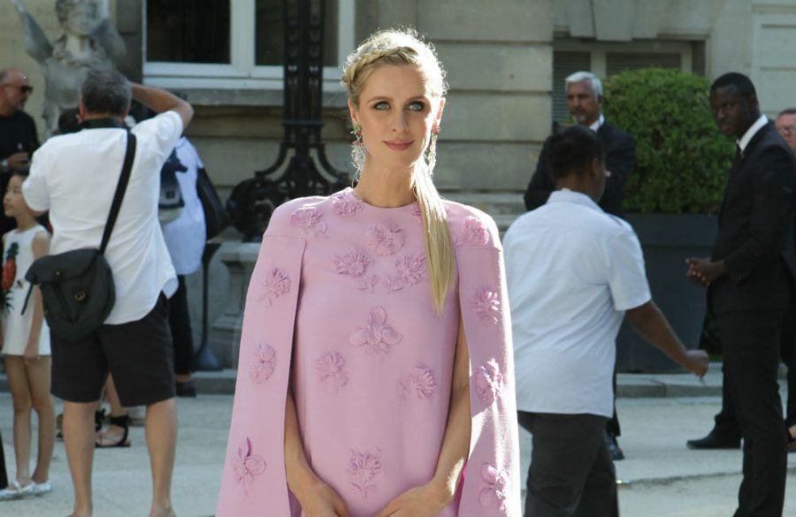 Nicky Hilton Rothschild brands bike shorts and crop trend 'not cute'