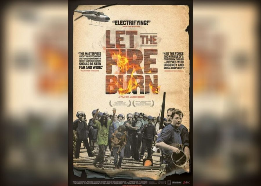 #76. Let the Fire Burn (2013)
