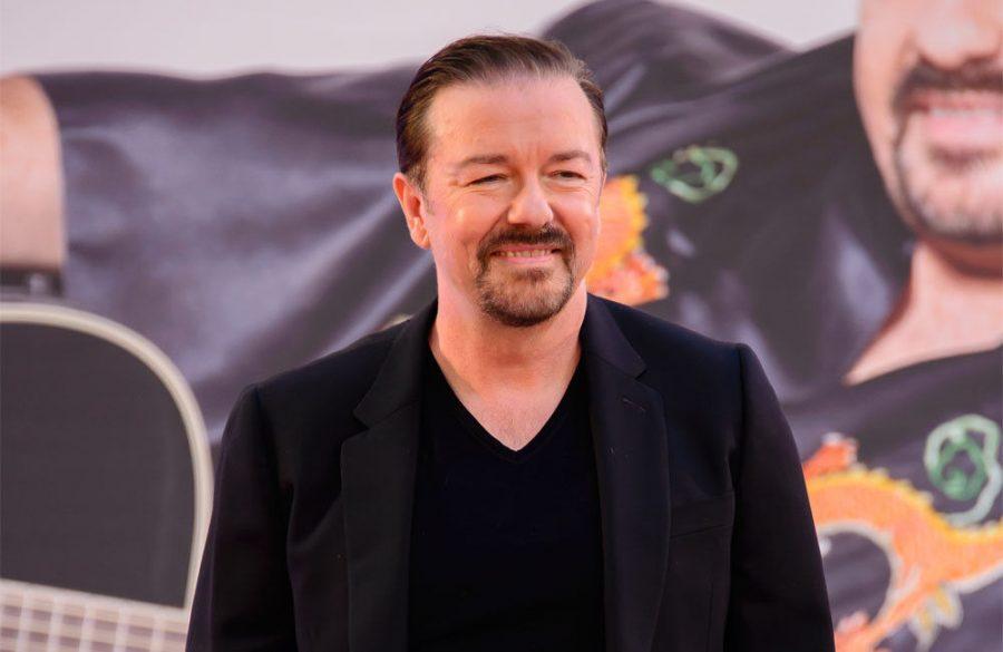 Ricky Gervais' new podcast