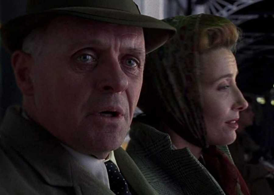 #39. The Remains of the Day (1993)