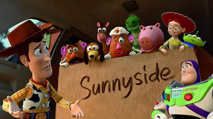 #35. Toy Story 3 (2010)