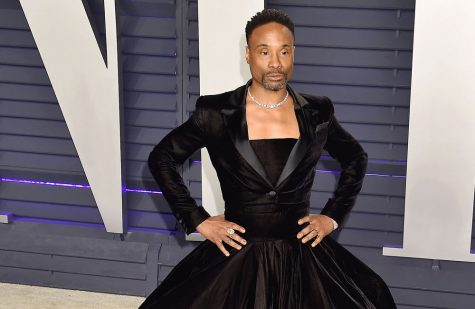 Billy Porter becomes expert at highlighting his cheekbones