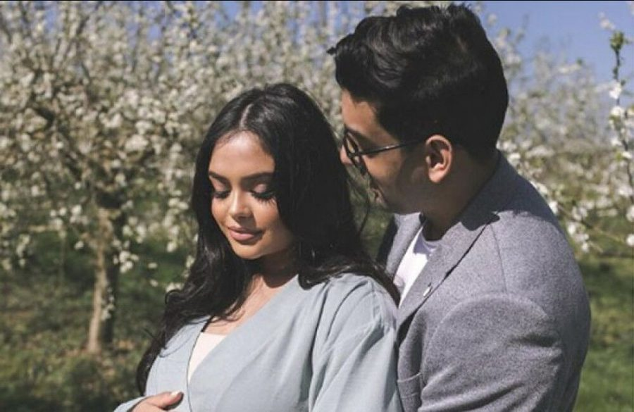 Afshan+Azad+expecting+her+first+child