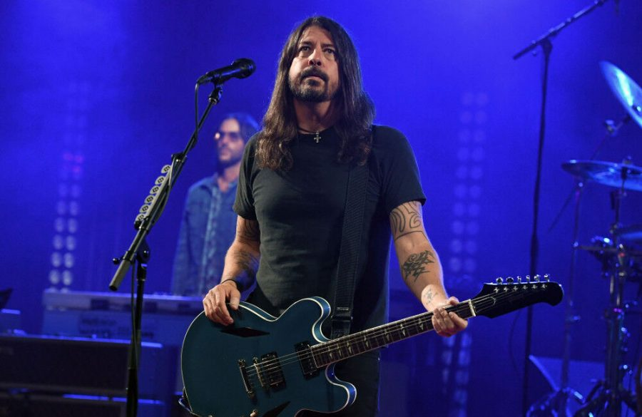 Dave Grohl to release new book The Storyteller