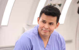 'Grey's Anatomy' Casts Robert I. Mesa, the Show's First Indigenous Doctor, in a Recurring Role