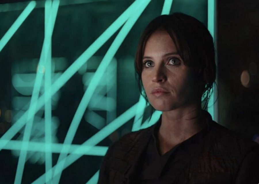 #45. Rogue One: A Star Wars Story (2016)