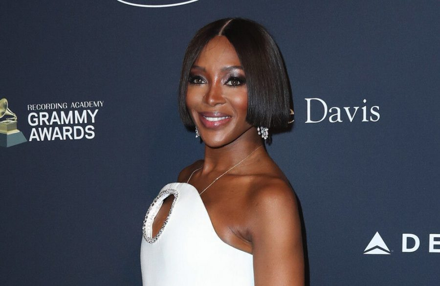 Naomi Campbell doesn't want to change anything about herself