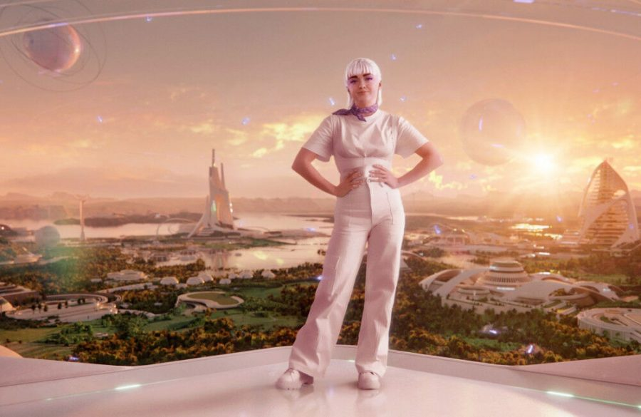 Maisie Williams turned into digital avatar for new sustainability role at H+M