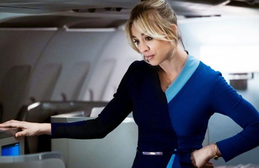 Kaley+Cuoco+%27begged%27+Rosie+Perez+to+take+The+Flight+Attendant+job