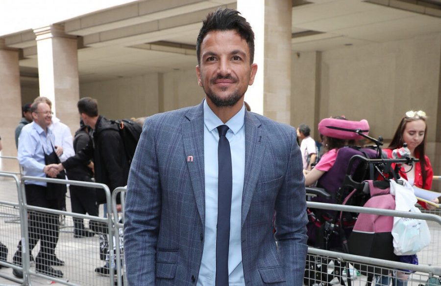 Peter+Andre+writes+new+music+with+Ricky+Wilson