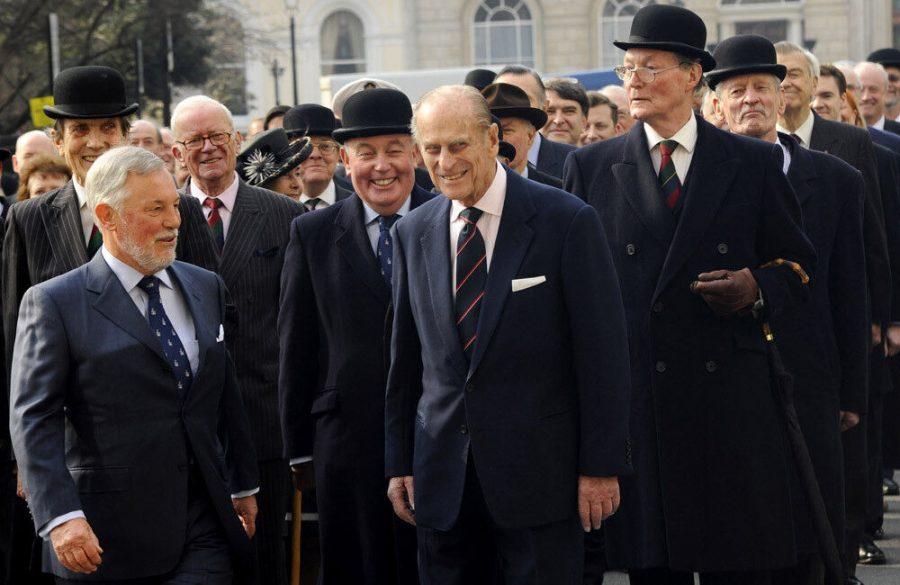 Prince Philip honoured by BAFTA
