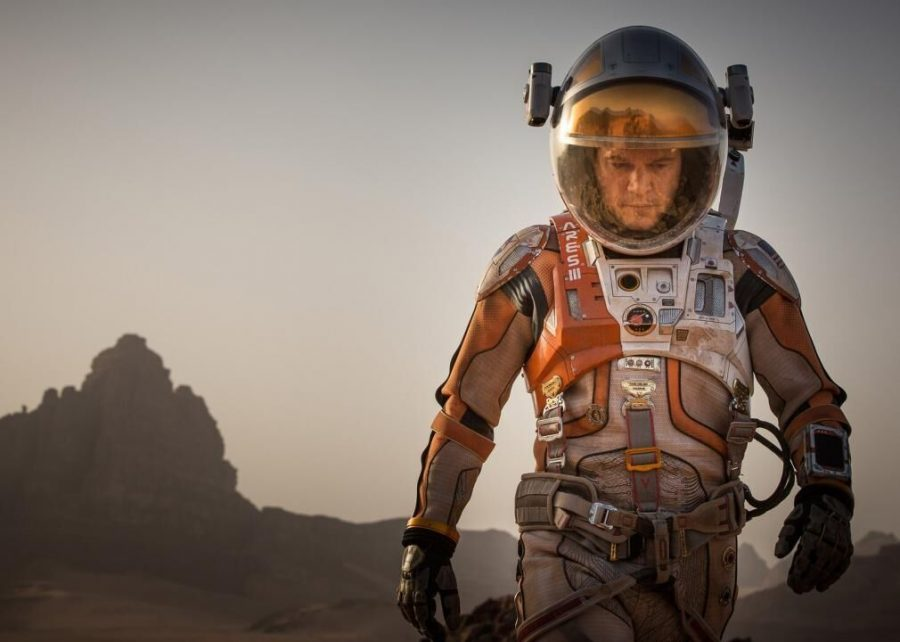 #38. The Martian (2015)