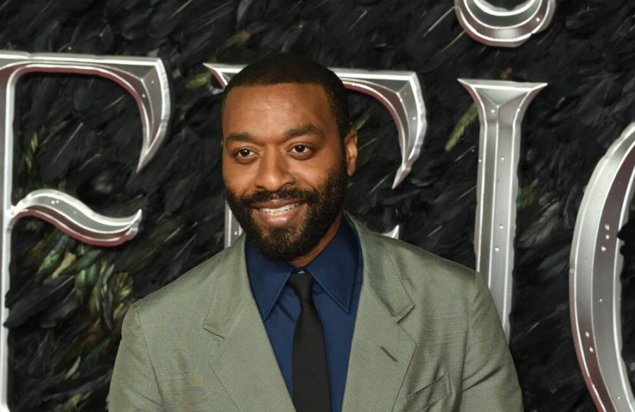 Chiwetel Ejiofor was too scared to talk to idol David Bowie