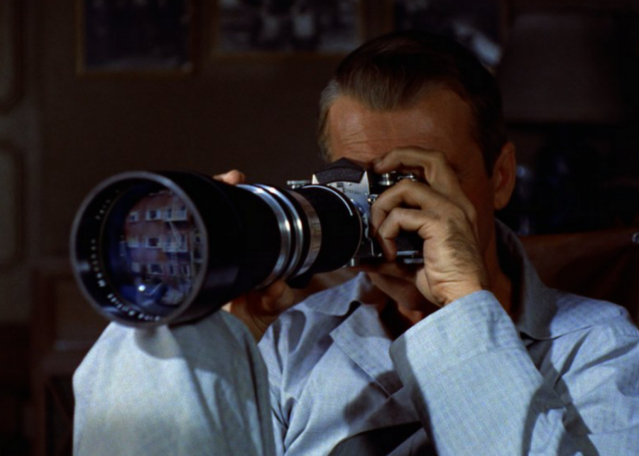 1954: Rear Window
