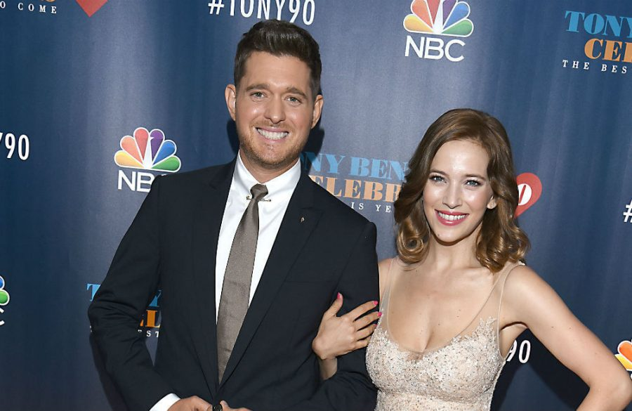 Michael Buble marks 10 years of marriage with Luisana Lopilato: Youre my way better half
