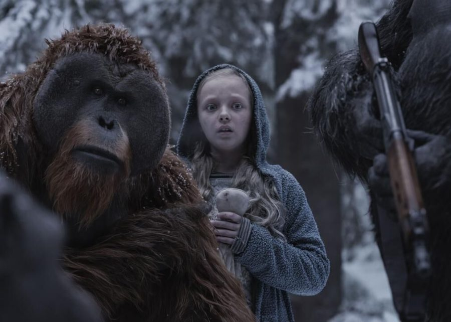 #56. War for the Planet of the Apes (2017)