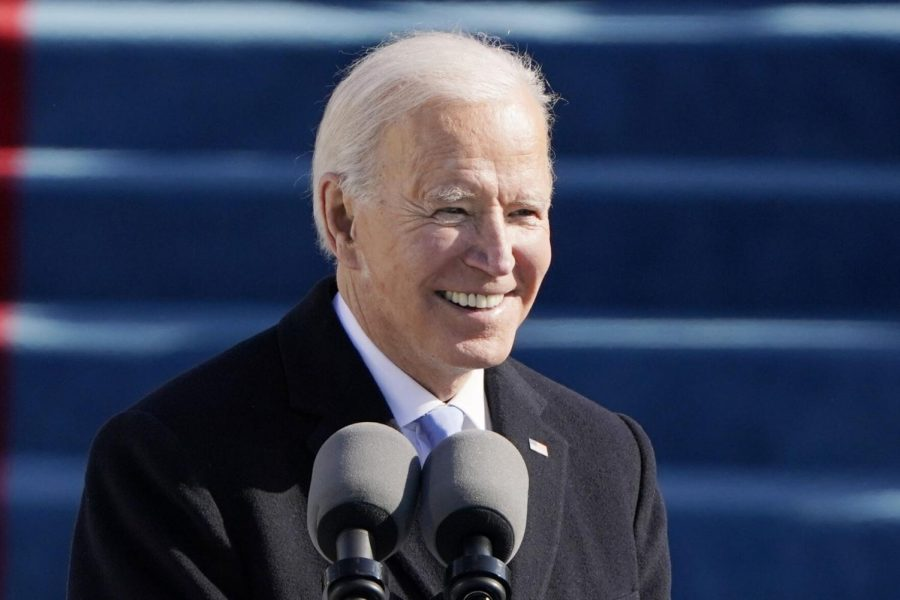 President+Joe+Biden+speaks+during+the+59th+Presidential+Inauguration+at+the+U.S.+Capitol+in+Washington%2C+Wednesday%2C+Jan.+20%2C+2021.%C2%A0