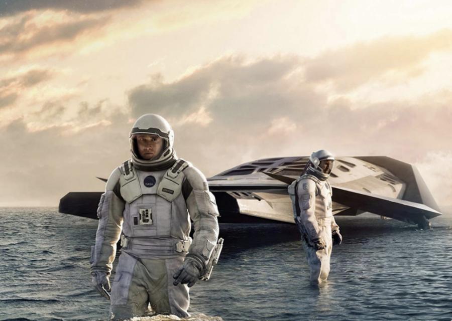 #23. Interstellar (2014)