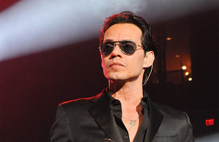 Marc Anthony's technical issues
