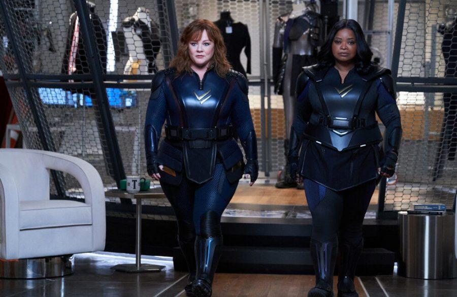 Octavia Spencer loved dressing up in Thunder Force