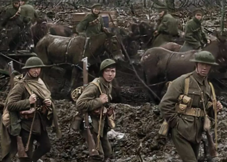 #11. They Shall Not Grow Old (2018)